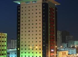 沙迦城市麦克斯酒店, 沙迦