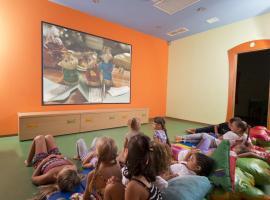 利玛克里姆拉酒店 - 儿童概念