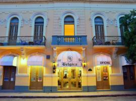 拜尔吉卡精品酒店
