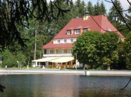 瓦尔德西酒店, 阿尔高的林登贝格