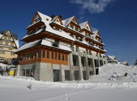 斯波尼克卡酒店, 布库维纳塔然斯卡