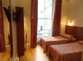 维治伍德酒店,位于伦敦的酒店