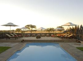 Frans Indongo Lodge, Otjiwarongo (Waterberg Plateau Park附近)