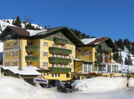 冬季酒店公寓