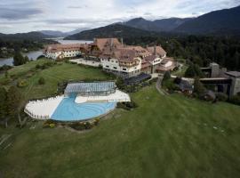 落落酒店&度假村&高尔夫度-Spa, 圣卡洛斯-德巴里洛切