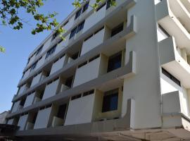 康佳尔佩尔丽斯联邦酒店, Kangar