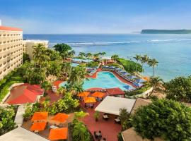 关岛希尔顿spa度假酒店