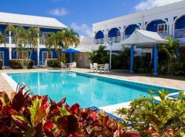 海湾花园旅馆