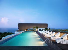 巴厘岛库塔海滩馨乐庭酒店