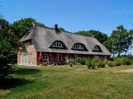 Ferienhaus Mertinat for ten
