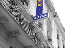 基里亚德意大利格贝林十三酒店,位于巴黎的酒店