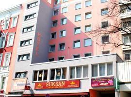 安斯巴赫库尔菲尔斯滕城市酒店