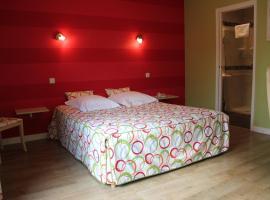Hotel L'Amphitryon, Coudray