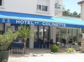 科利内特酒店, 圣乔治德蒂