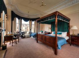 吉尔多南住宿酒店,位于爱丁堡的酒店