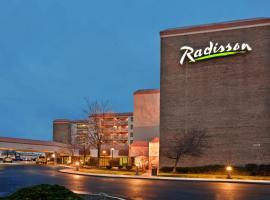 克利夫兰机场雷迪森酒店