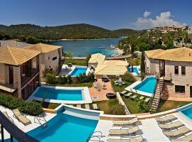 奥尔内拉海滩别墅度假公寓式酒店