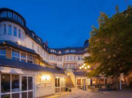 阿施特曼酒店,位于戈斯拉尔的酒店