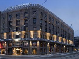 赫尔辛基索拉胡内酒店