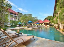 豪华巴厘岛努沙杜瓦酒店