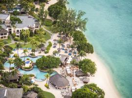 毛里求斯希尔顿Spa度假酒店