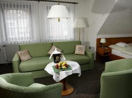 潘佩尔酒店餐厅