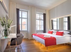 会督府酒店,位于布拉格的酒店