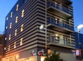 卡斯特罗城旅馆, 帕特雷
