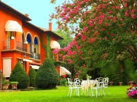托雷马蒂酒店, 圣朱利亚德维拉托