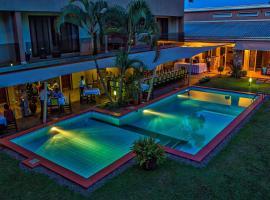 坎帕拉城市蓝色酒店