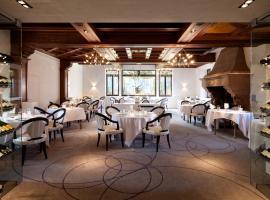 奥伯格切瓦尔布兰科温泉酒店, 朗巴克