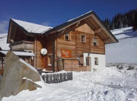 Almrauschhütte Markus, 拉赫陶