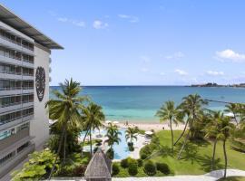 城堡皇家海滩度假村及Spa,努美阿