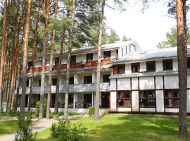 Zagorodniy Hotel Pleskov