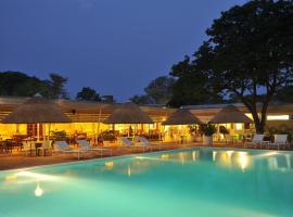 克里斯塔斯帕雷维尔维多利亚瀑布酒店