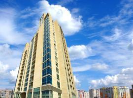迪拜兰德阿拜德斯公寓酒店