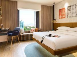 新加坡东陵今旅酒店Hotel Jen,香格里拉集团