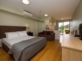 卡巴雷塔湖公寓式酒店