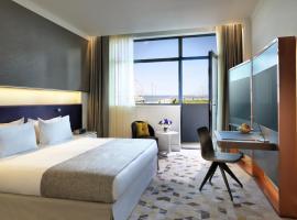 巴库国际旅行社酒店