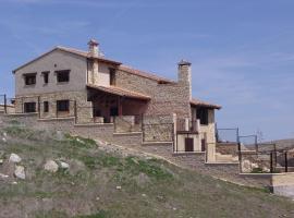La Tejada del Valle, Valle de San Pedro (Navafria附近)
