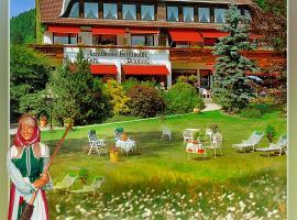 洪堡健康和罗曼蒂克酒店