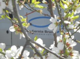 Case Vacanze La Cernia Bruna, 乌斯蒂卡