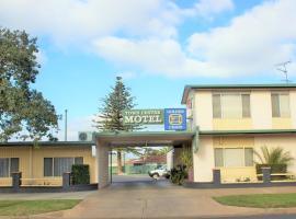 镇中心汽车旅馆