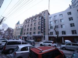 哈尔滨北北假日酒店中央大街店