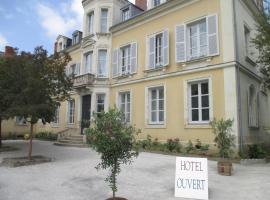 Hôtel Le Saint Martin, 萨布勒叙赫萨赫特