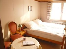 Hotel Rotes Kreuz,位于阿尔邦的酒店