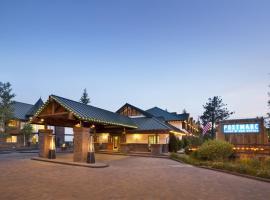 波斯特马克Spa套房酒店, 南太浩湖