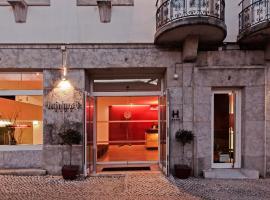 热罗尼姆斯8号酒店