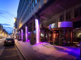 布鲁塞尔市中心贝尔特酒店
