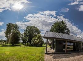 Holiday home Uzbazes, Valmiera (Beverina附近)